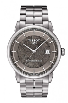 Picture of Tissot Luxury Automatic Gent Jungfraubahn