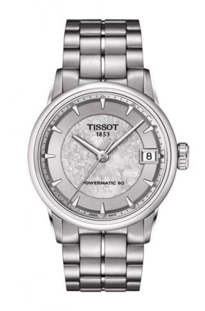 Bild von Tissot Luxury Automatic Lady Jungfraubahn