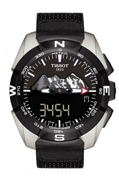Picture of Tissot T-Touch Jungfraubahn Gent