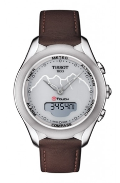 Picture of Tissot T-Touch Lady Solar Jungfraubahn