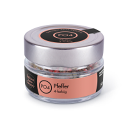 Picture of Pfeffer 4-farbig, 50g