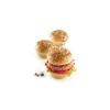 Bild von MimoMix - Burger Backform D80mm, 6 Nutzen