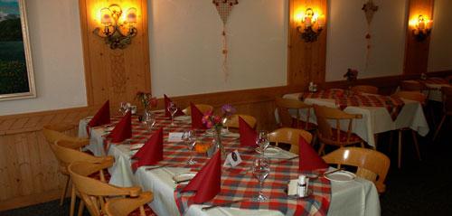 Saal Hotel Alpenhof