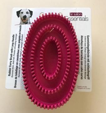 Bild von Fellpflege für Beagle - Gummibürste