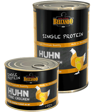 Bild von Belcando Huhn Single Protein 400g