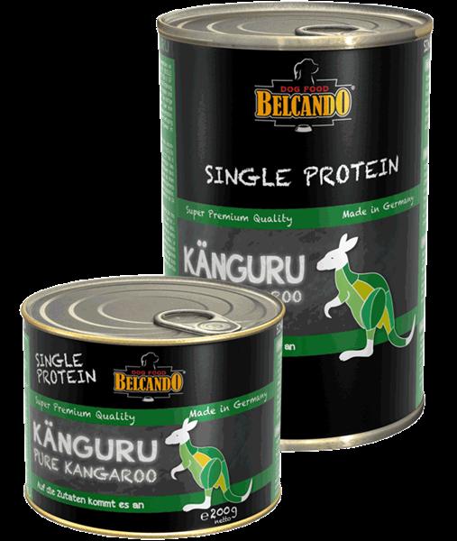 Bild von Belcando Känguru Single Protein 400g