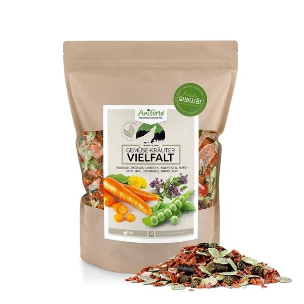 Bild von AniForte® B.A.R.F. Line No1 Gemüse-Kräuter Vielfalt