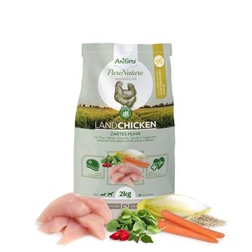 Bild von AniForte® PureNature Trockenfutter LandChicken 2 kg