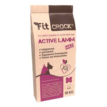 Bild von Fit-Crock Active Lamm Maxi 10 kg