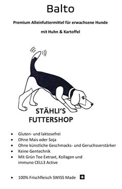 Bild für Kategorie Hundefutter Balto