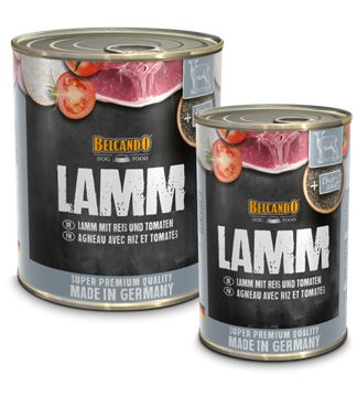 Bild von Lamm mit Reis & Tomaten, Dose à 800g