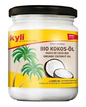 Bild von Bio Kokos-Öl 255 ml