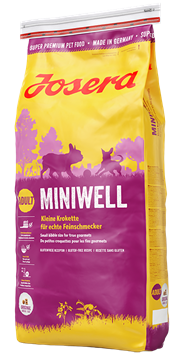 Bild von MiniWell Josera  Paket à 0.9 kg