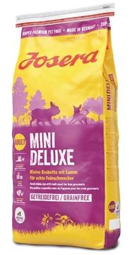 Bild von MiniDeluxe Josera Paket à 0.9 kg